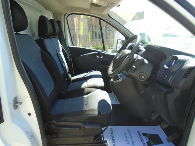 2017 Vauxhall Vivaro 2900 1.6Cdti 120Ps H1 Van (DU17VAH) Image 17