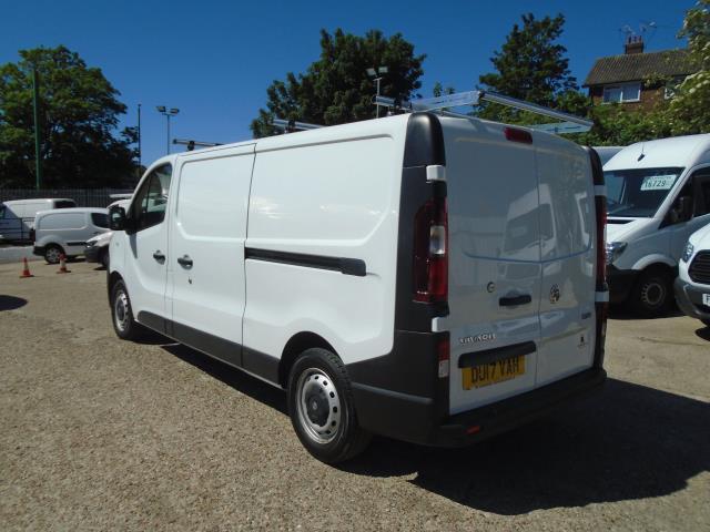 2017 Vauxhall Vivaro 2900 1.6Cdti 120Ps H1 Van (DU17VAH) Image 6