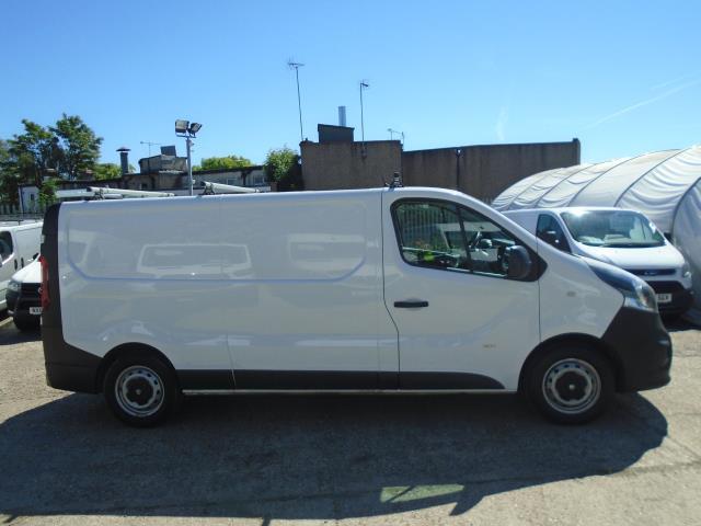 2017 Vauxhall Vivaro 2900 1.6Cdti 120Ps H1 Van (DU17VAH) Image 7