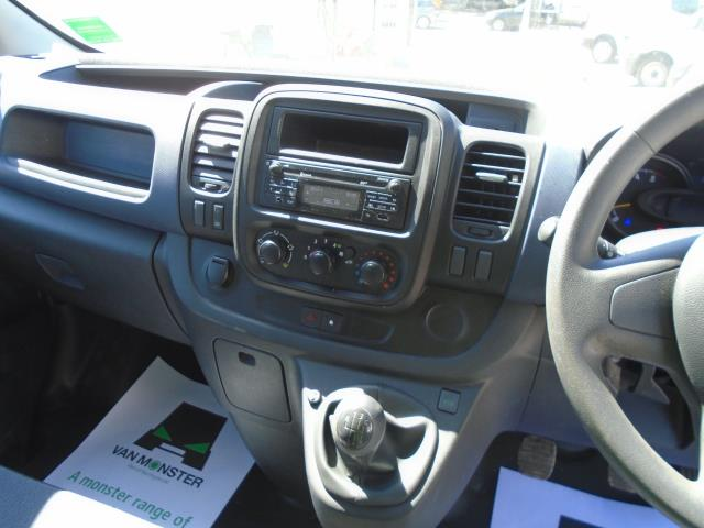 2017 Vauxhall Vivaro 2900 1.6Cdti 120Ps H1 Van (DU17VAH) Image 18