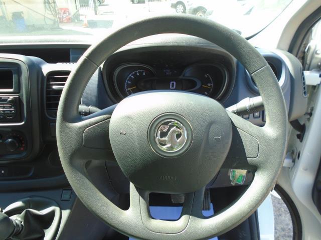 2017 Vauxhall Vivaro 2900 1.6Cdti 120Ps H1 Van (DU17VAH) Image 19