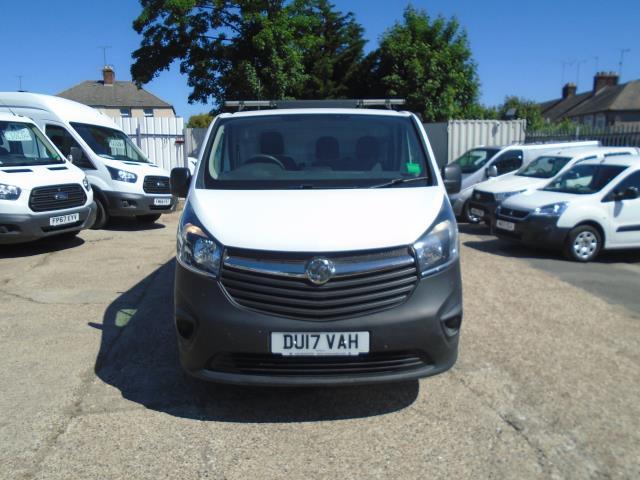 2017 Vauxhall Vivaro 2900 1.6Cdti 120Ps H1 Van (DU17VAH) Image 2