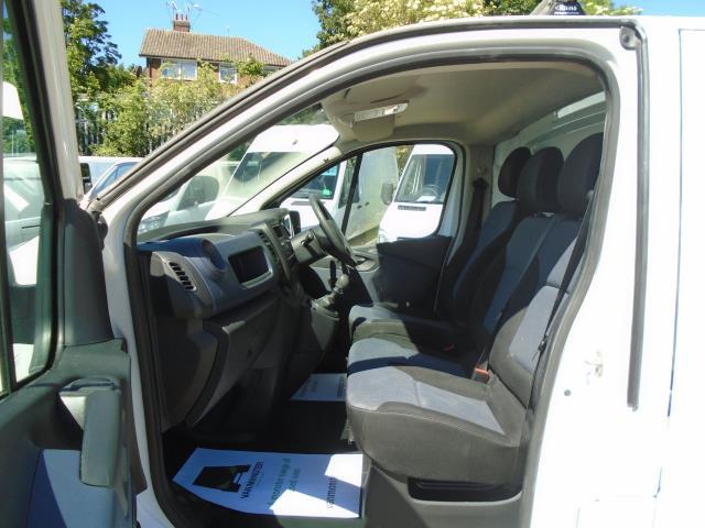 2017 Vauxhall Vivaro 2900 1.6Cdti 120Ps H1 Van (DU17VAH) Image 16