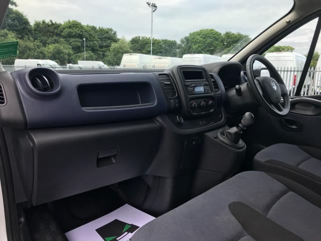 2017 Vauxhall Vivaro L2 H1 2900 1.6CDTI 120PS EURO 6 (DU17VAO) Image 16