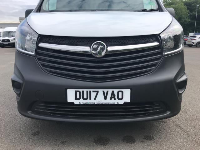 2017 Vauxhall Vivaro L2 H1 2900 1.6CDTI 120PS EURO 6 (DU17VAO) Image 11