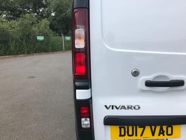 2017 Vauxhall Vivaro L2 H1 2900 1.6CDTI 120PS EURO 6 (DU17VAO) Image 15