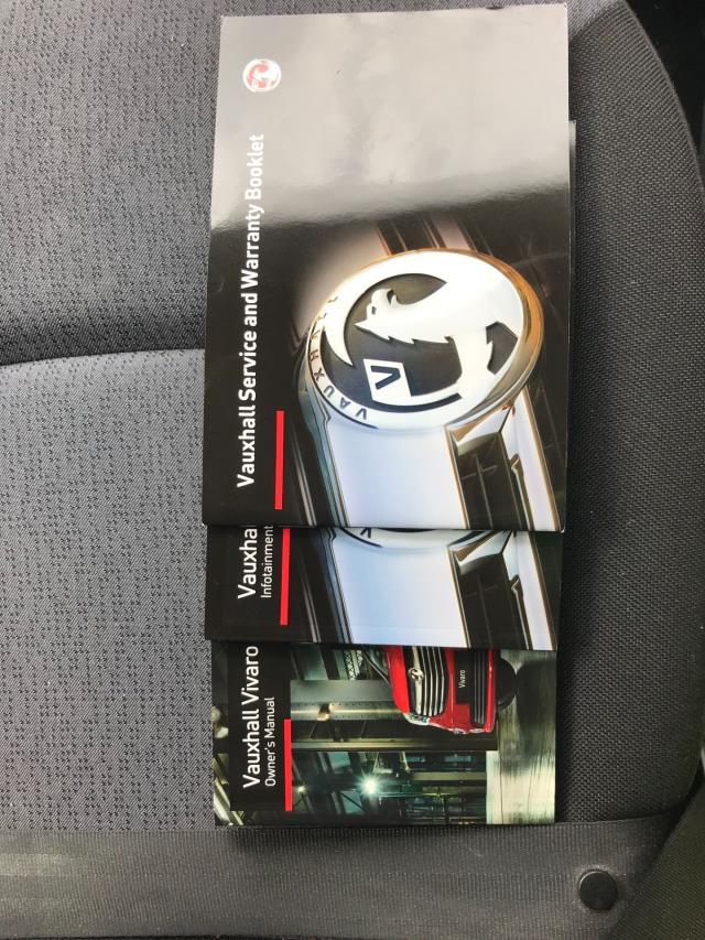 2017 Vauxhall Vivaro L2 H1 2900 1.6CDTI 120PS EURO 6 (DU17VAO) Image 27
