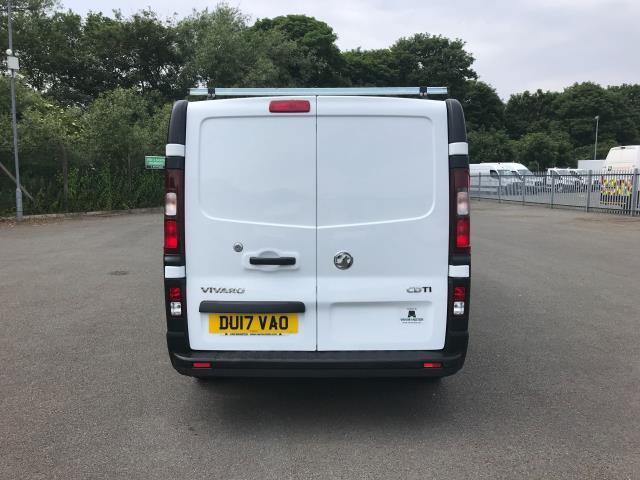 2017 Vauxhall Vivaro L2 H1 2900 1.6CDTI 120PS EURO 6 (DU17VAO) Image 7