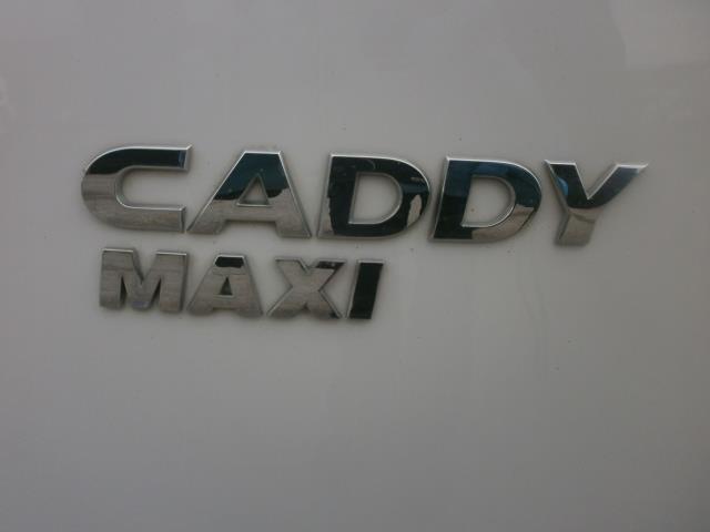 2013 Volkswagen Caddy Maxi C20 1.6 Tdi 102Ps Van EURO 5 (DU63VRD) Image 20
