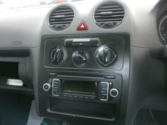 2013 Volkswagen Caddy Maxi C20 1.6 Tdi 102Ps Van EURO 5 (DU63VRD) Image 12