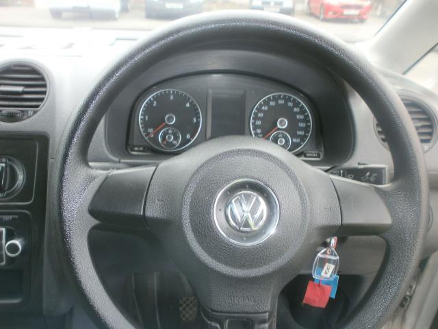 2013 Volkswagen Caddy Maxi C20 1.6 Tdi 102Ps Van EURO 5 (DU63VRD) Image 13