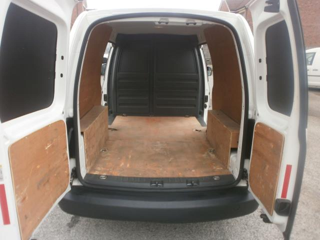 2013 Volkswagen Caddy Maxi C20 1.6 Tdi 102Ps Van EURO 5 (DU63VRD) Image 19