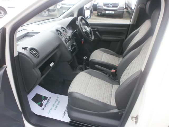2013 Volkswagen Caddy Maxi C20 1.6 Tdi 102Ps Van EURO 5 (DU63VRD) Image 14