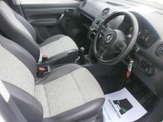 2013 Volkswagen Caddy Maxi C20 1.6 Tdi 102Ps Van EURO 5 (DU63VRD) Image 10