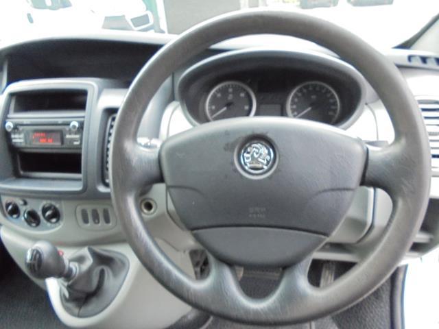 2014 Vauxhall Vivaro  LWB 2.0 115PS 2.9T EURO 5 *VALUE RANGE VEHICLE - CONDITION REFLECTED IN PRICE* (DU64NDX) Image 12