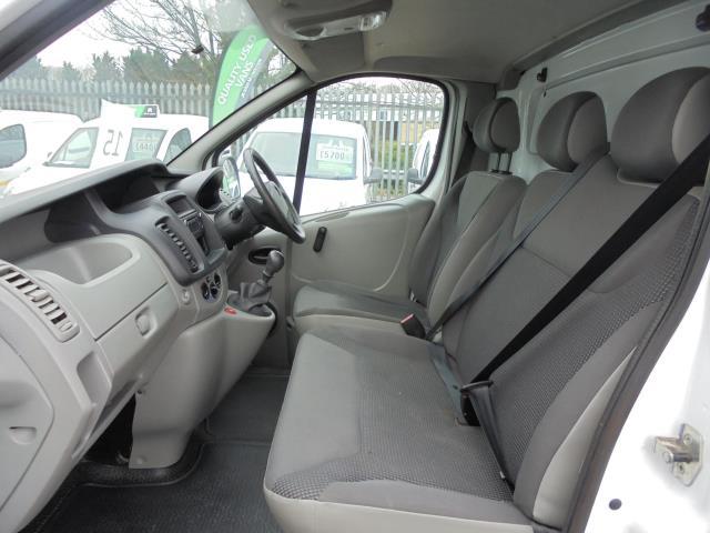 2014 Vauxhall Vivaro  LWB 2.0 115PS 2.9T EURO 5 *VALUE RANGE VEHICLE - CONDITION REFLECTED IN PRICE* (DU64NDX) Image 14