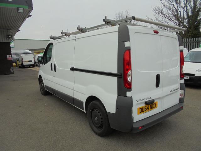 2014 Vauxhall Vivaro  LWB 2.0 115PS 2.9T EURO 5 *VALUE RANGE VEHICLE - CONDITION REFLECTED IN PRICE* (DU64NDX) Image 5