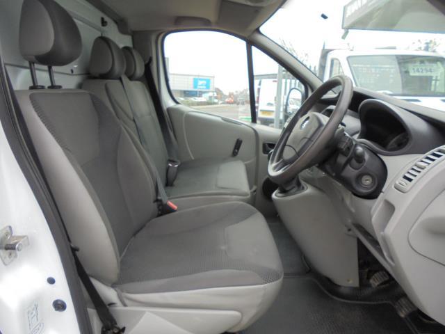 2014 Vauxhall Vivaro  LWB 2.0 115PS 2.9T EURO 5 *VALUE RANGE VEHICLE - CONDITION REFLECTED IN PRICE* (DU64NDX) Image 9