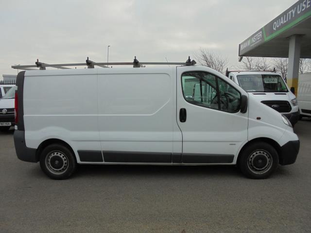 2014 Vauxhall Vivaro  LWB 2.0 115PS 2.9T EURO 5 *VALUE RANGE VEHICLE - CONDITION REFLECTED IN PRICE* (DU64NDX) Image 2