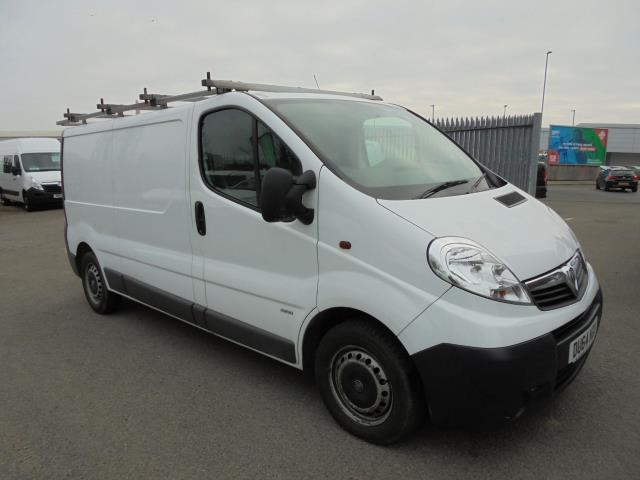 2014 Vauxhall Vivaro  LWB 2.0 115PS 2.9T EURO 5 *VALUE RANGE VEHICLE - CONDITION REFLECTED IN PRICE* (DU64NDX)
