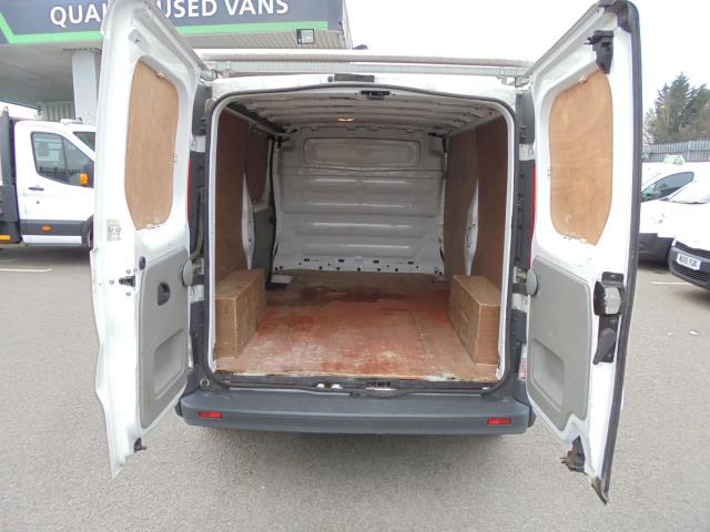 2014 Vauxhall Vivaro  LWB 2.0 115PS 2.9T EURO 5 *VALUE RANGE VEHICLE - CONDITION REFLECTED IN PRICE* (DU64NDX) Image 15