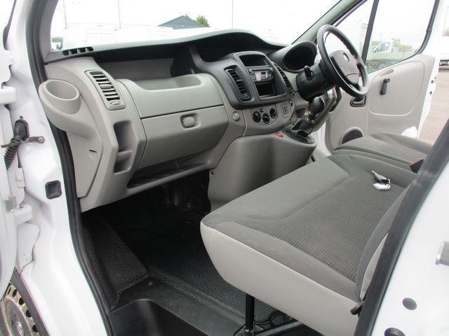 2014 Vauxhall Vivaro LWB 2.0 115PS 2.9T EURO 5 (DU64NYB) Image 7