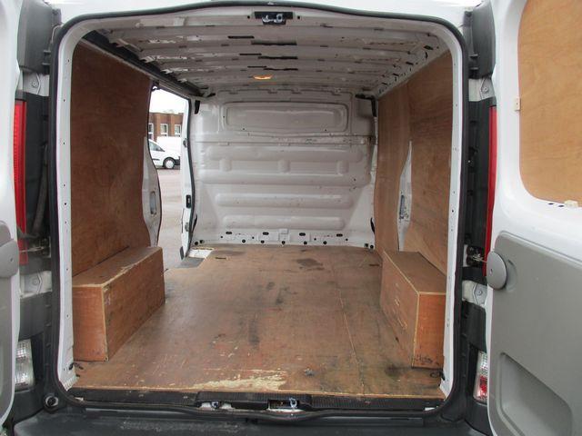 2014 Vauxhall Vivaro LWB 2.0 115PS 2.9T EURO 5 (DU64NYB) Image 9