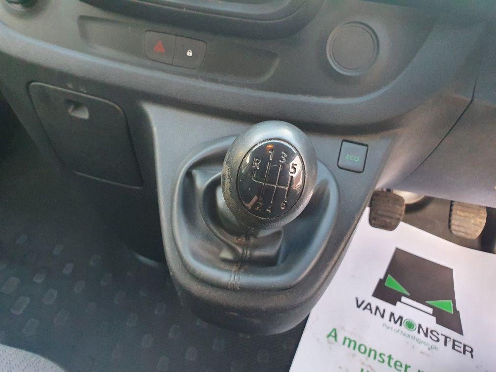 2016 Vauxhall Vivaro 2900 1.6Cdti 115Ps H1 Van (DU66GZF) Image 6