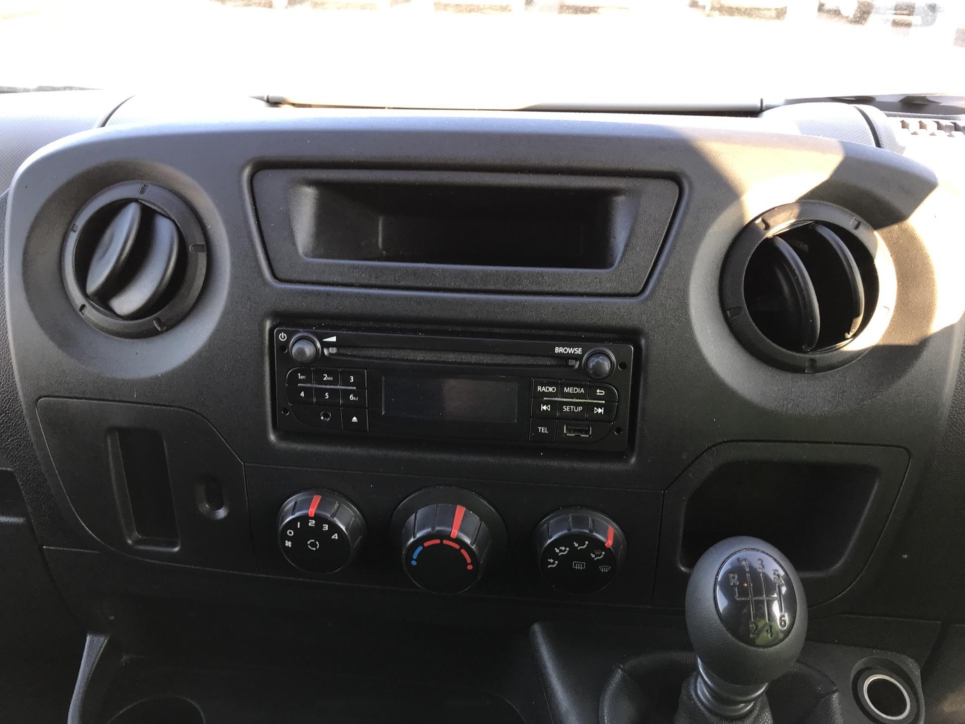 2016 Vauxhall Movano 2.3 Cdti LWB LO Loader Luton Box Van Euro 6  (DU66TBV) Image 10