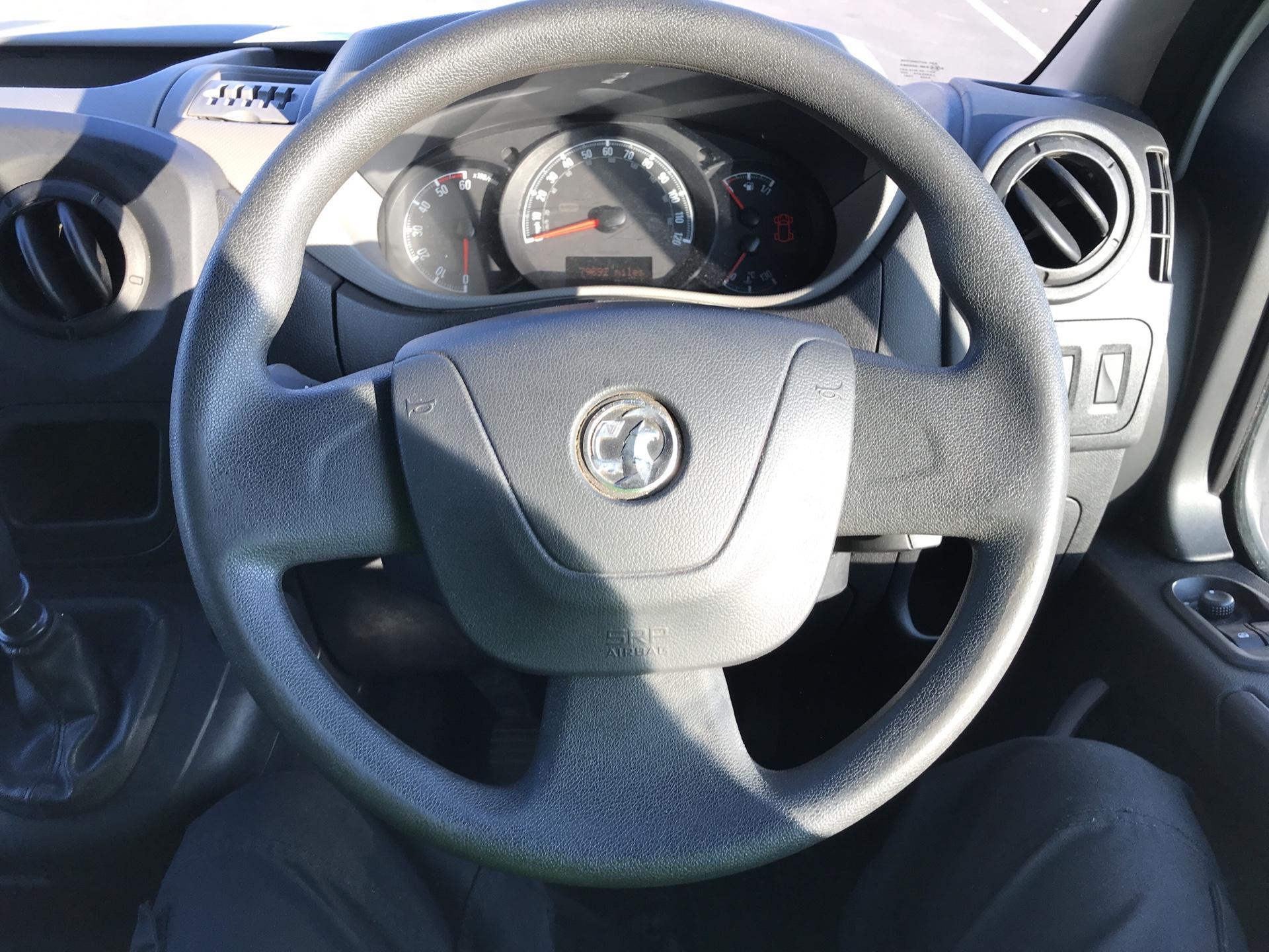 2016 Vauxhall Movano 2.3 Cdti LWB LO Loader Luton Box Van Euro 6  (DU66TBV) Image 12