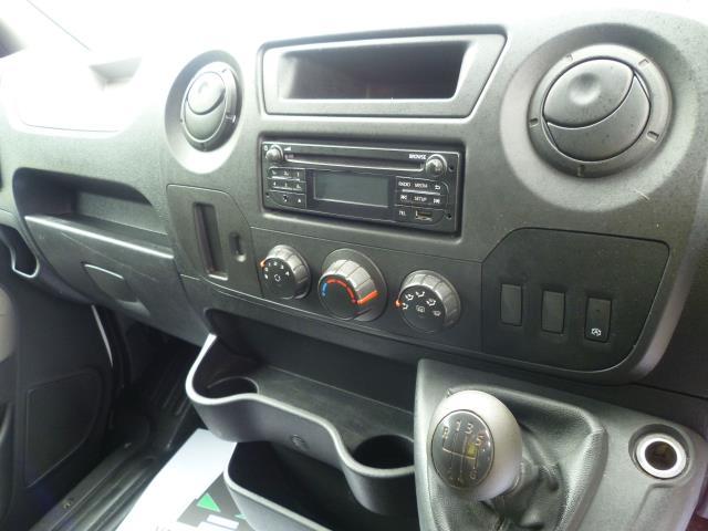 2016 Vauxhall Movano 2.3 Cdti H1 Luton 125Ps EURO 5 (DV16GYN) Image 17