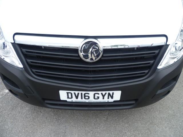 2016 Vauxhall Movano 2.3 Cdti H1 Luton 125Ps EURO 5 (DV16GYN) Image 11