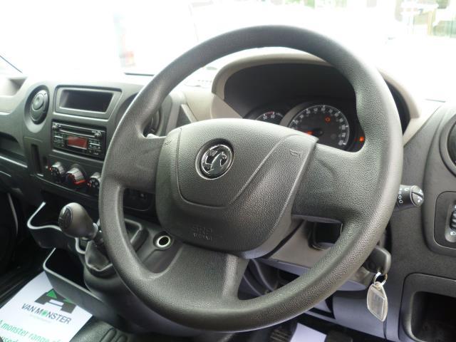 2016 Vauxhall Movano 2.3 Cdti H1 Luton 125Ps EURO 5 (DV16GYN) Image 18