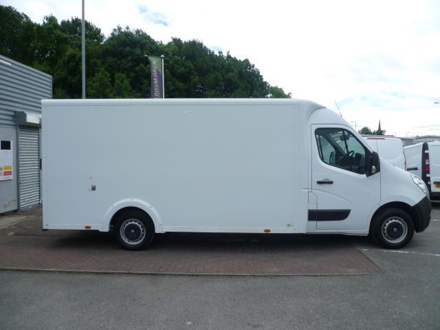 2016 Vauxhall Movano 2.3 Cdti H1 Luton 125Ps EURO 5 (DV16GYN) Image 8