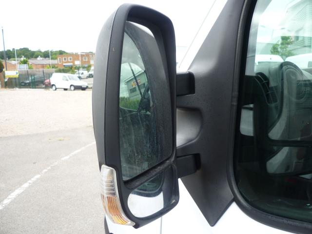 2016 Vauxhall Movano 2.3 Cdti H1 Luton 125Ps EURO 5 (DV16GYN) Image 10