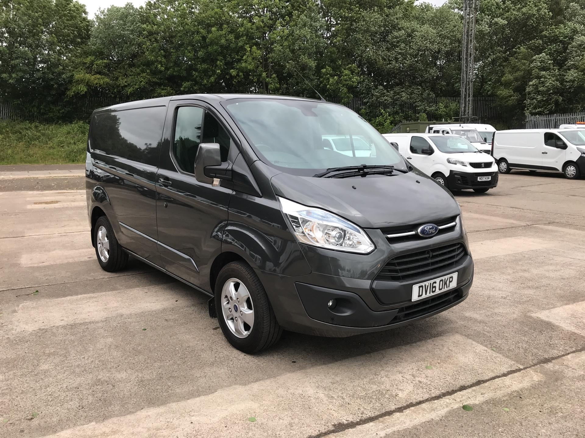 2016 Ford Transit Custom 290 L1 DIESEL FWD 2.2 TDCI 125PS LOW ROOF LIMITED VAN EURO 5 (DV16OKP)