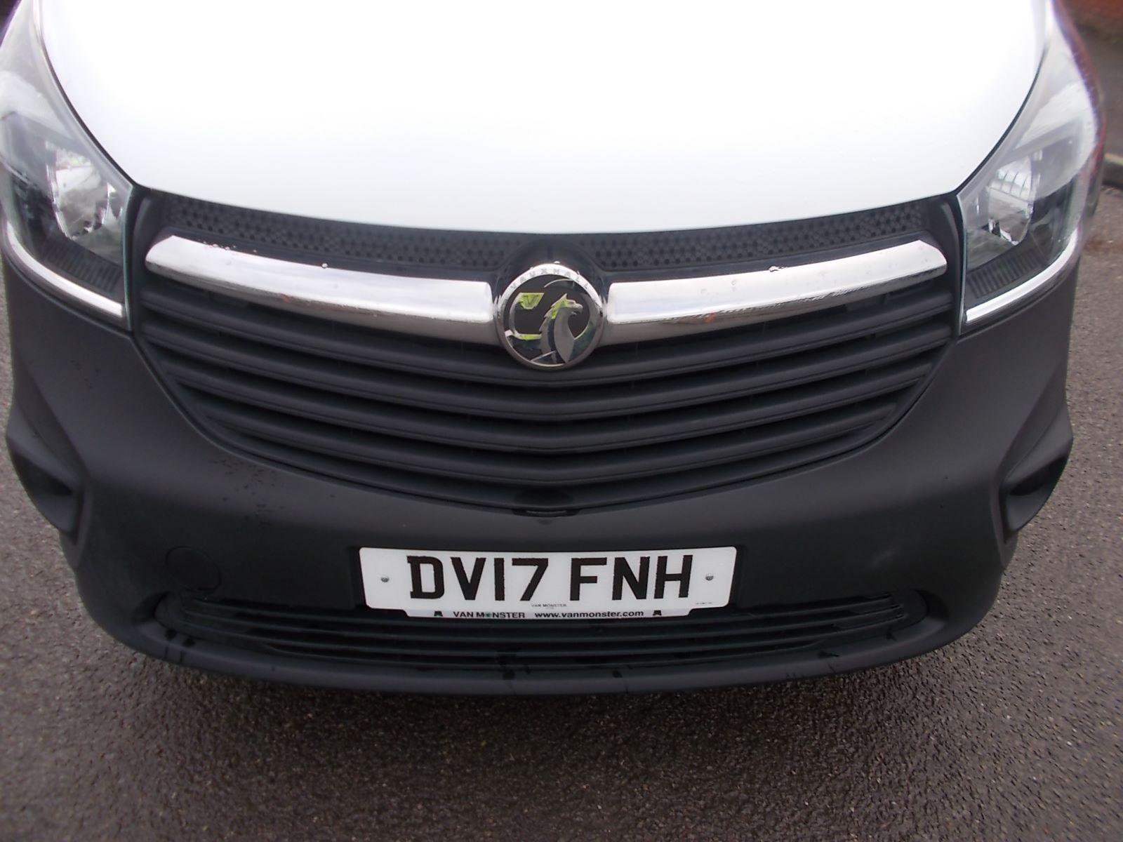2017 Vauxhall Vivaro L2 H1 2900 1.6CDTI 120PS EURO 6 (DV17FNH) Image 21