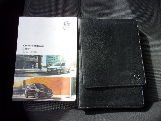 2017 Volkswagen Caddy C20 2.0 TDI 102PS BMT HIGHLINE VAN EURO 6 (DV17JXN) Image 26