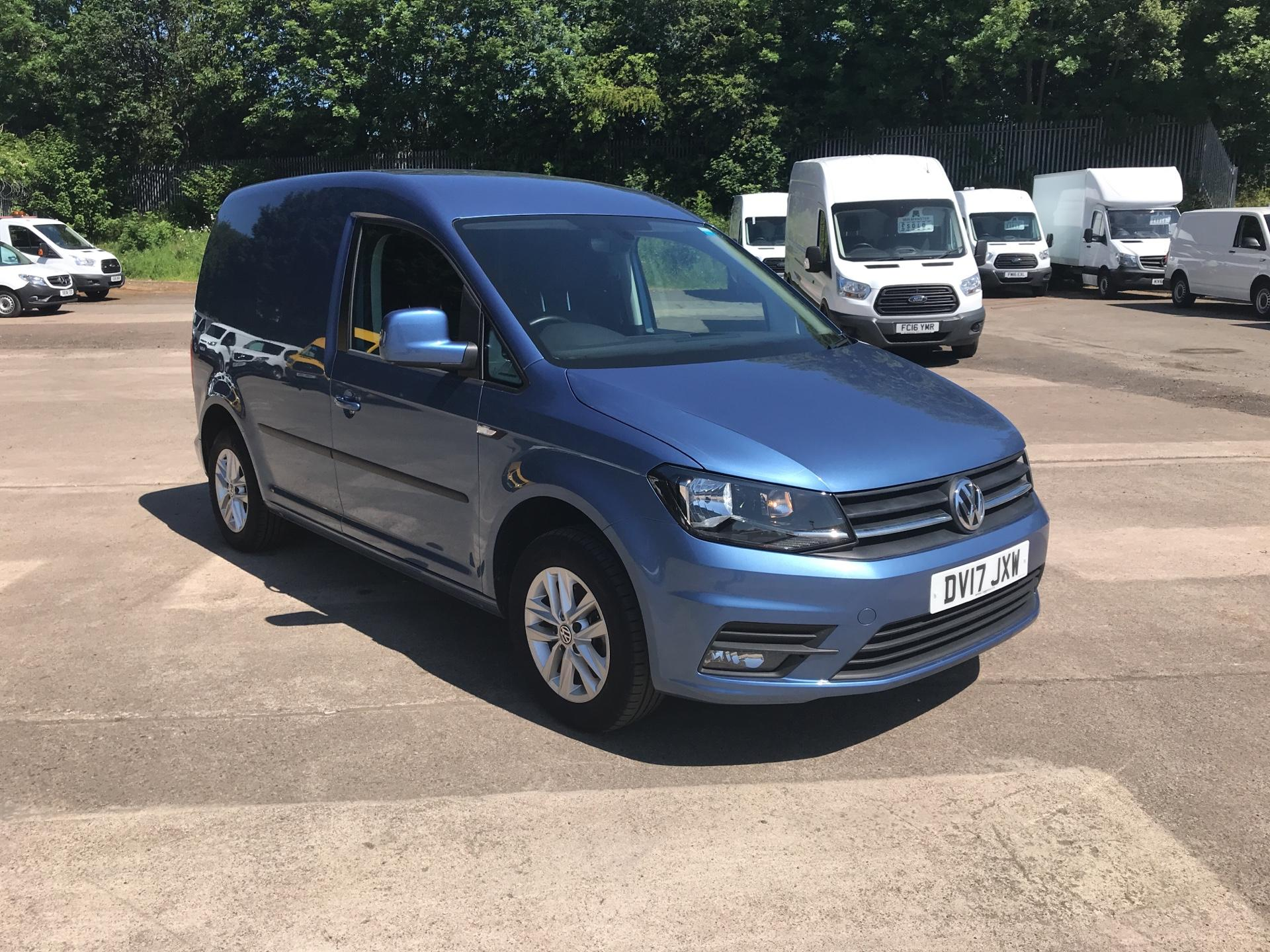 2017 Volkswagen Caddy 2.0 102PS BLUEMOTION TECH HIGHLINE EURO 6 (DV17JXW)