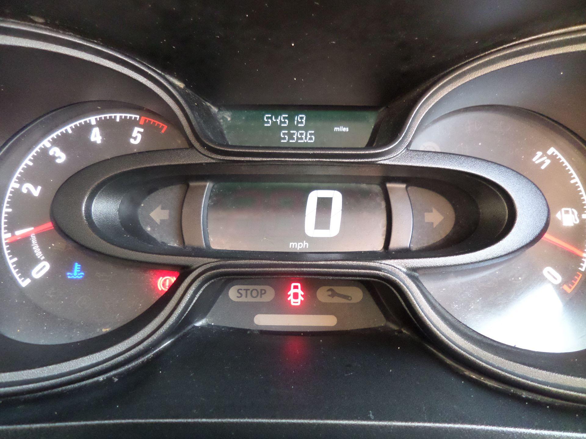 2017 Vauxhall Vivaro 2900 1.6Cdti 120Ps H1 Van Euro 6 (DV17XCT) Image 13