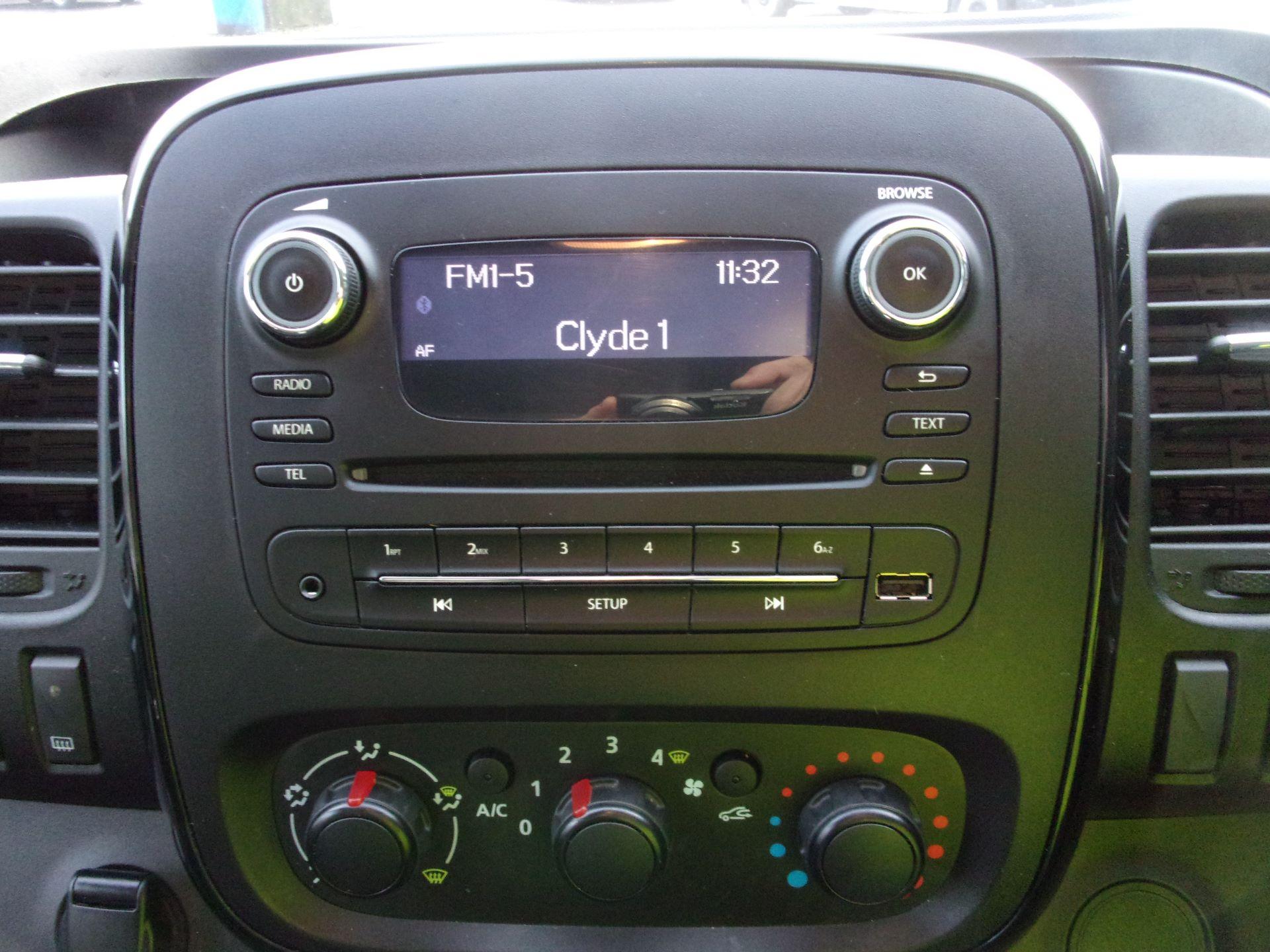 2018 Vauxhall Vivaro L2 H1 2900 1.6 CDTI 120PS SPORTIVE VAN EURO 6 (DV18RXU) Image 3