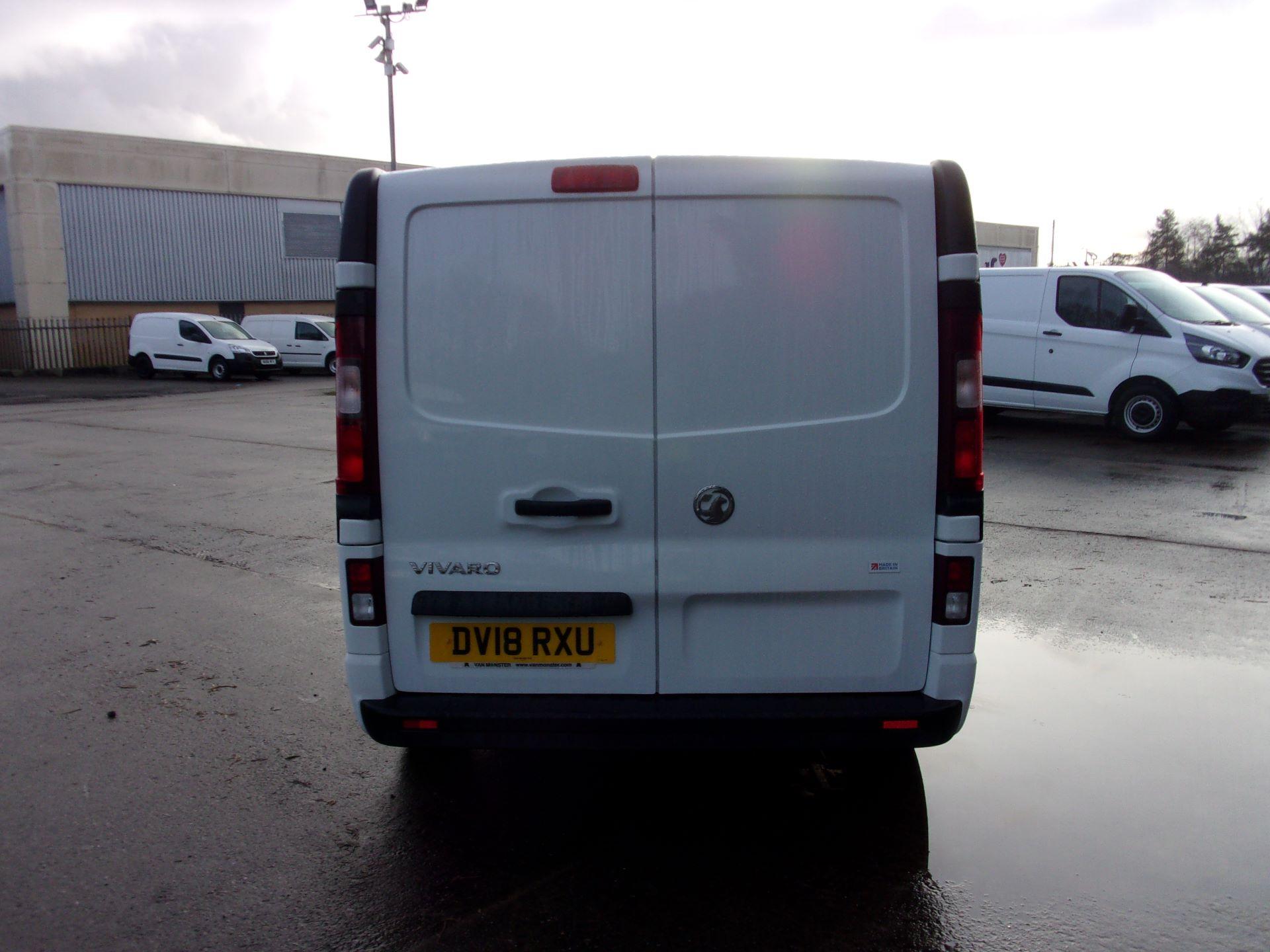 2018 Vauxhall Vivaro L2 H1 2900 1.6 CDTI 120PS SPORTIVE VAN EURO 6 (DV18RXU) Image 12