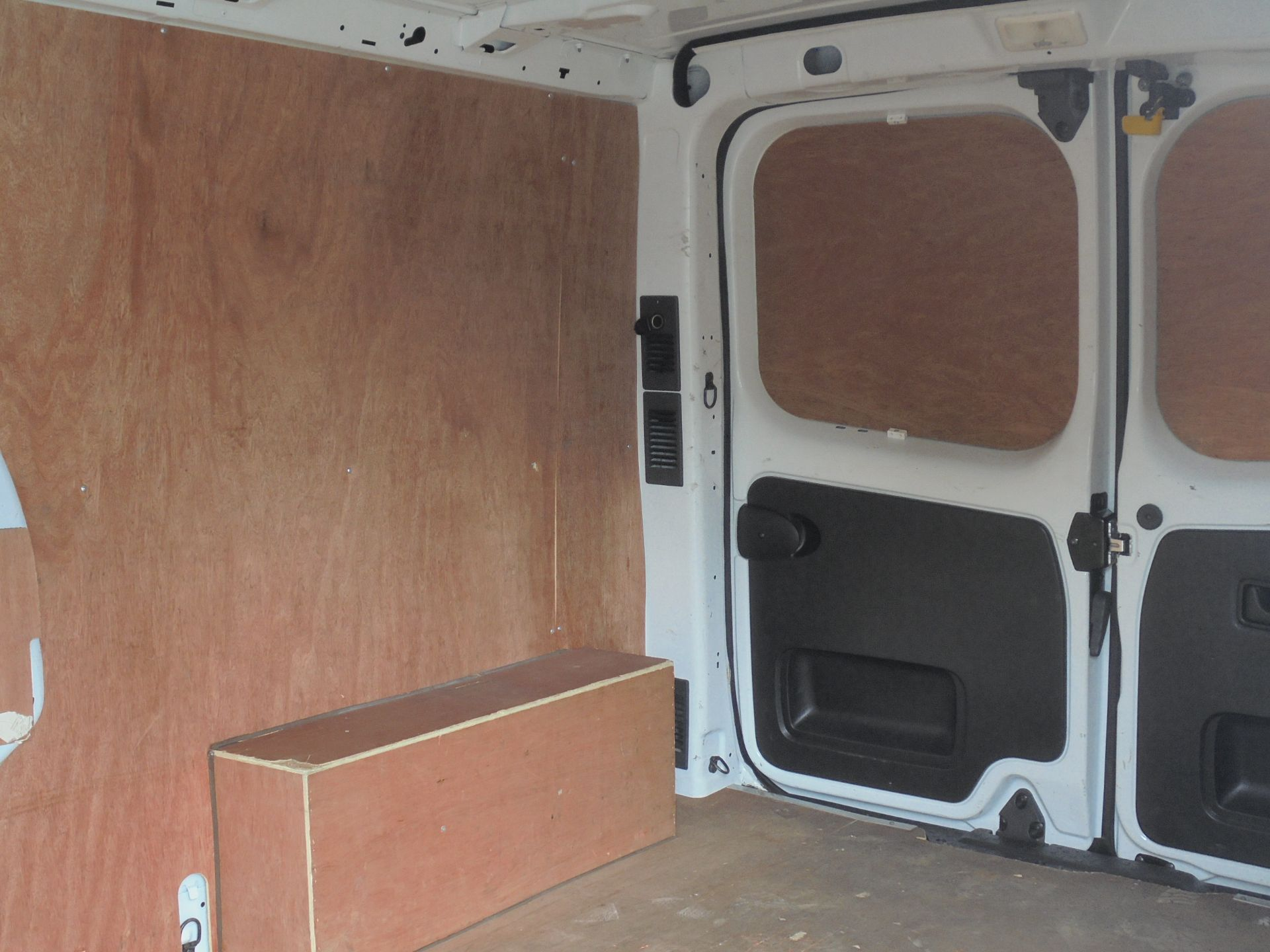 2018 Vauxhall Vivaro 2900 1.6Cdti 120Ps Sportive H1 Van (DV18SKU) Image 7