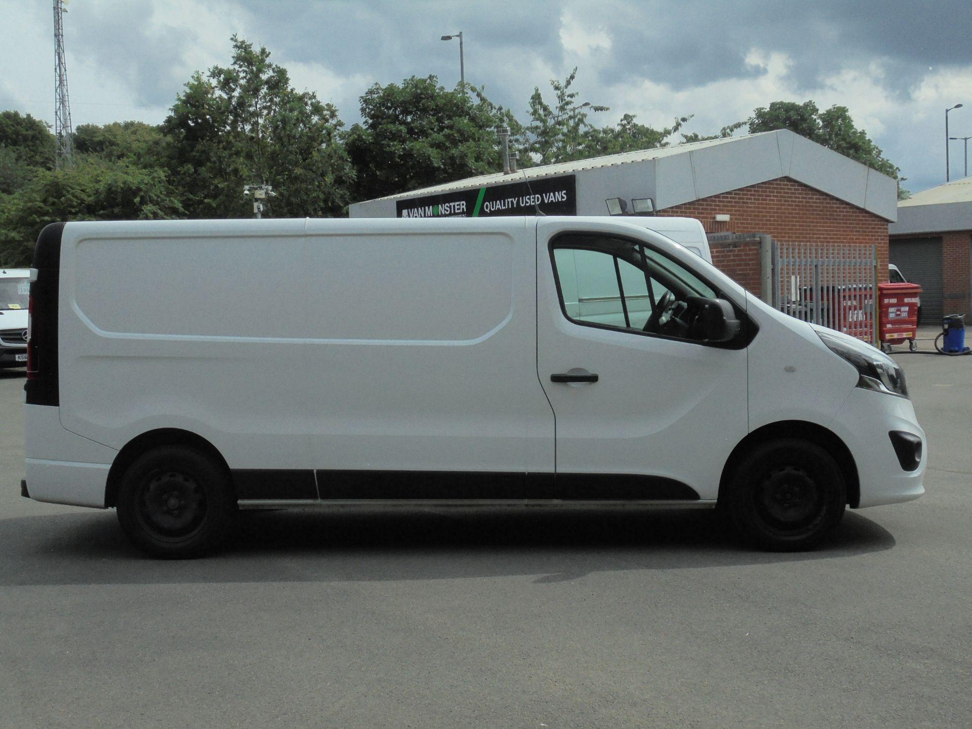 2018 Vauxhall Vivaro 2900 1.6Cdti 120Ps Sportive H1 Van (DV18SKU) Image 11