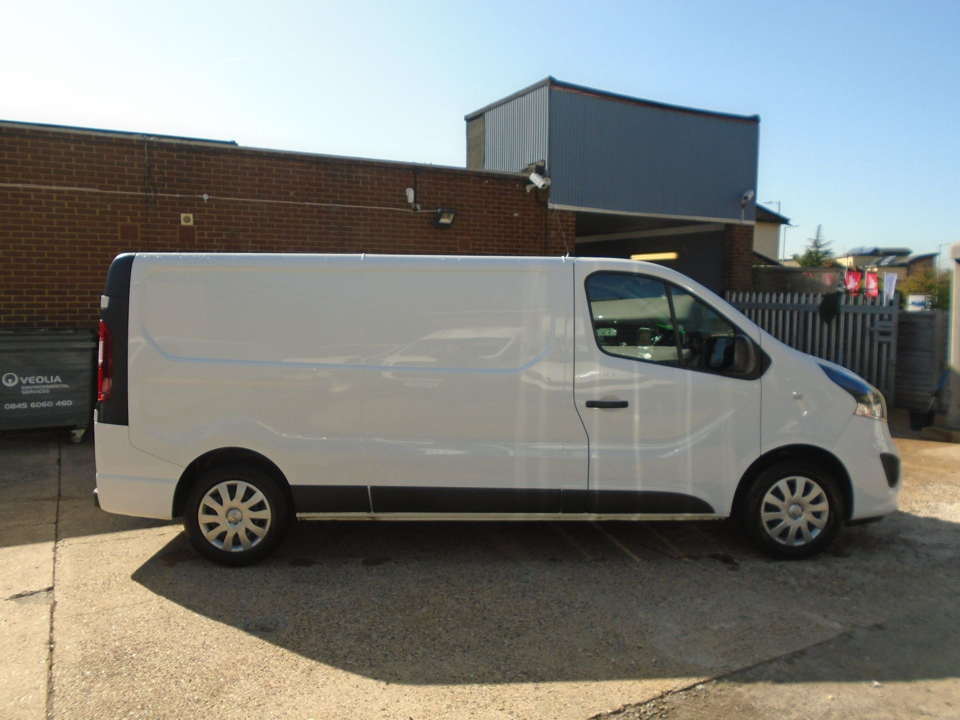 2018 Vauxhall Vivaro 2900 1.6Cdti 120Ps Sportive H1 Van(EURO 6)(LIMITED TO 70MPH)(AIR CON) (DV18SUH) Image 4