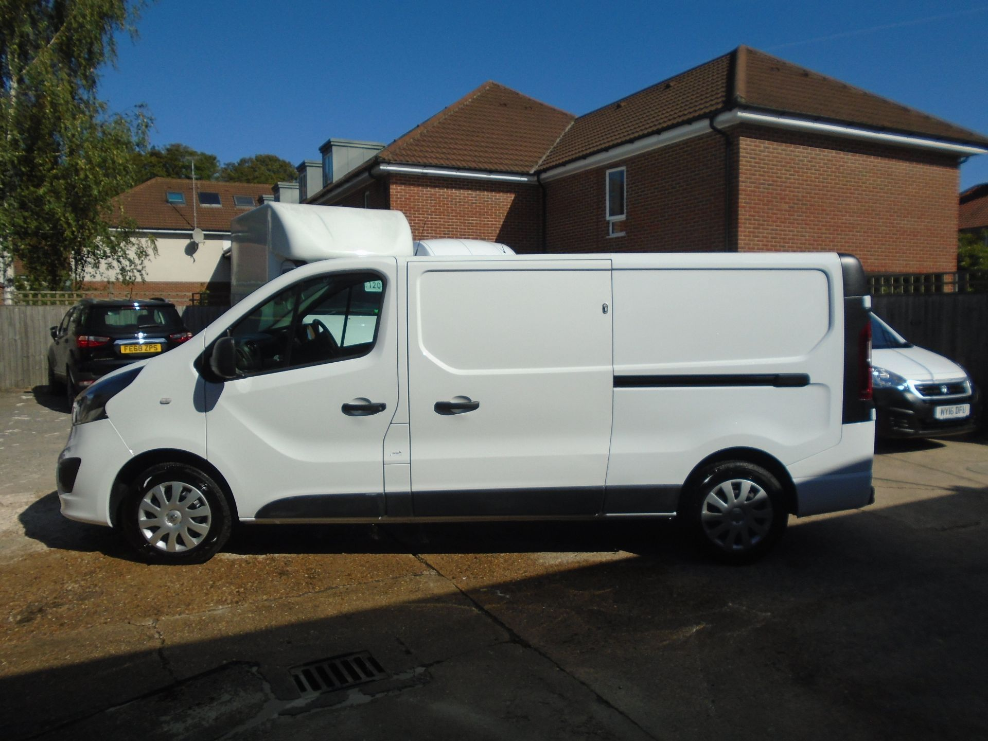 2018 Vauxhall Vivaro 2900 1.6Cdti 120Ps Sportive H1 Van(EURO 6)(LIMITED TO 70MPH)(AIR CON) (DV18SUH) Image 12