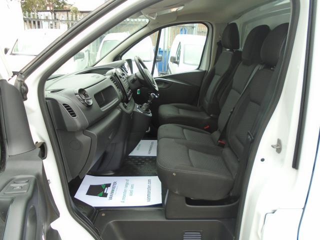2018 Vauxhall Vivaro 2900 1.6Cdti 120Ps Sportive H1 Van *LIMITED 70MPH* (DV18TDZ) Image 14