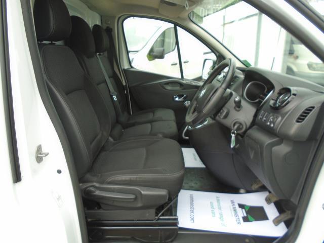 2018 Vauxhall Vivaro 2900 1.6Cdti 120Ps Sportive H1 Van *LIMITED 70MPH* (DV18TDZ) Image 15