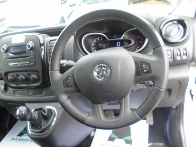 2018 Vauxhall Vivaro 2900 1.6Cdti 120Ps Sportive H1 Van *LIMITED 70MPH* (DV18TDZ) Image 17