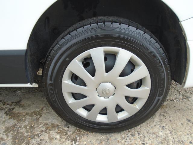 2018 Vauxhall Vivaro 2900 1.6Cdti 120Ps Sportive H1 Van *LIMITED 70MPH* (DV18TDZ) Image 10